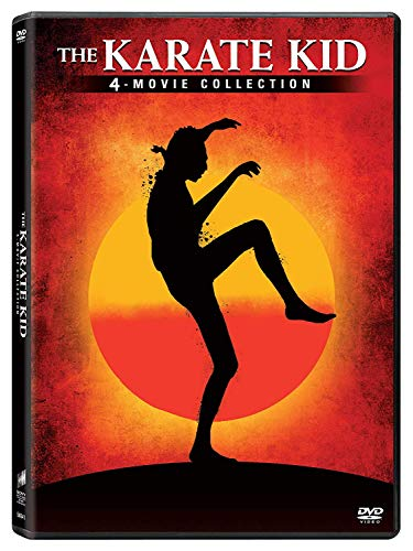 Dvd - Karate Kid Collection (4 Dvd) (1 DVD)