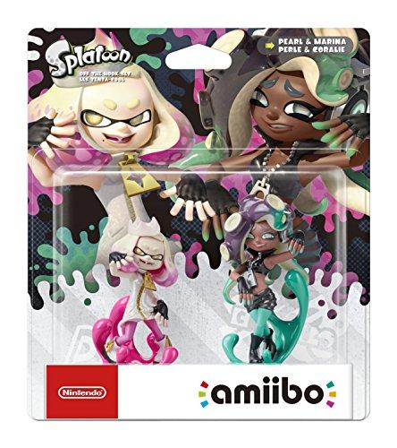 amiibo Pearl & Marina Double Pack