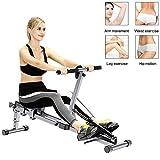 JUAN Rowing Machine Home Fitness Equipment Indoor Weight Loss Foldable Slimming Abdomen Community Fitness