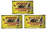 Cuoco Seasoning for Macoroni, Pasta con Sarde, 14.5 oz (Pack of 3) Cuoco Condimento per Pasta con Sarde