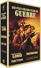 Les Plus grands films de guerre - Le jour le plus long + Tora ! Tora ! Tora ! + Patton + La ligne rouge [Francia]