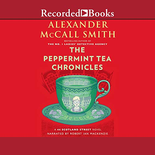 The Peppermint Tea Chronicles cover art