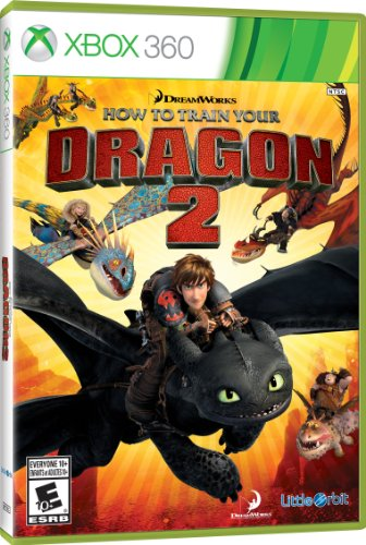 How To Train Your Dragon 2 [Importación Inglesa]