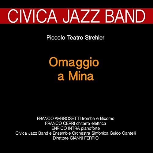 Civica Jazz Band, Ensemble Orchestra Sinfonica Guido Cantelli
