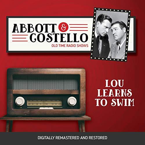 Abbott and Costello: Lou Learns to Swim copertina