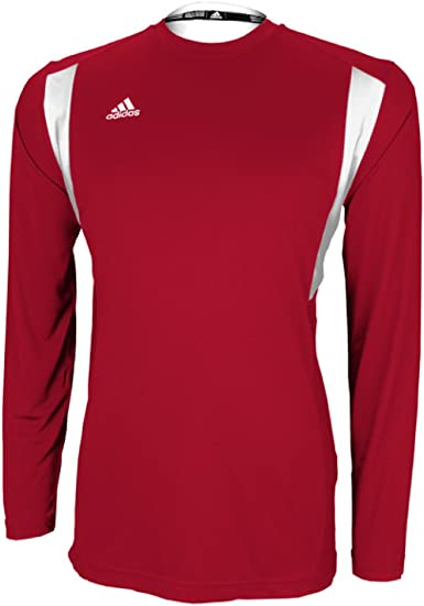 adidas Climalite Mens Long Sleeve Utility Jersey