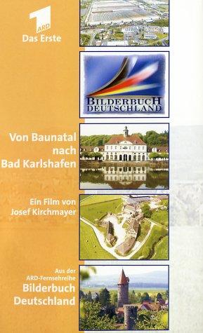 Bilderbuch Deutschland - Von Baunatal nach Bad Karlshafen [VHS]