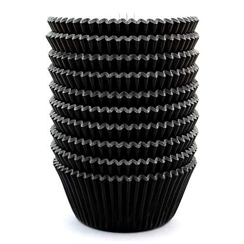 Black Cupcake Liners