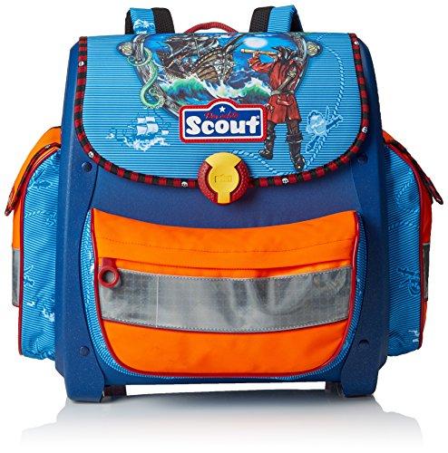 Scout Schulranzen Buddy Stormy Sea Blau 49200065700