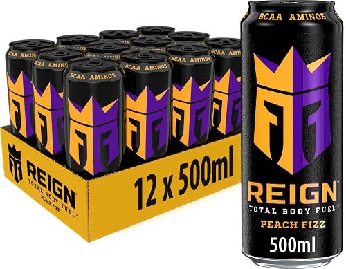 Reign Peach Fizz, 12er Pack (12 x 500 ml)