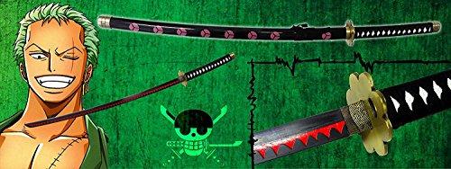 Shuusui Wasser Herbst ein Stück zoro Katana Schwert Schwert Cosplay Shusui