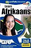 TALK NOW AFRIKAANS/AFRIKAAN: Essentile woorden en zinnen voor volstrekte beginners: Essential Words and Phrases for Absolute Beginners
