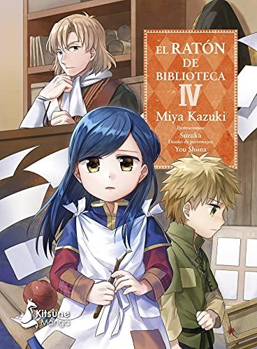 El ratón de biblioteca 4 (Kitsune Manga)