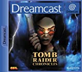 Tomb Raider Chronicles UK - Dreamcast - PAL -