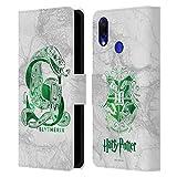 Head Case Designs sous Licence Officielle Harry Potter Slytherin Aguamenti Deathly Hallows IX Coque...
