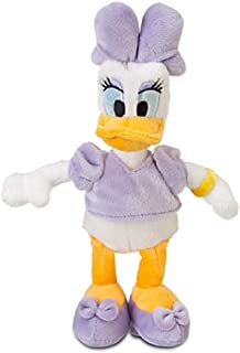 Disney Daisy Duck Plush - Mini Bean Bag 9''