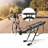 N\C Portaequipajes de Bicicleta, aleación de Aluminio Bicicleta...