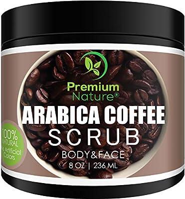 Arabica Coffee Scrub Kaffee