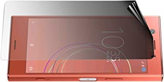 Celicious Privacy 2-Way Landscape Anti-Spy Filter Screen Protector Film Compatible with Sony Xperia XZ1 Compact