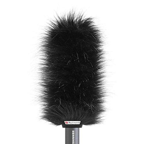 Gutmann Mikrofon Windschutz für Rode VideoMic Go