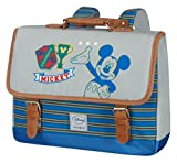 Disney Samsonite Stylies Cartable S Sac à Dos Enfant, 34 cm, 8 L, Mickey College
