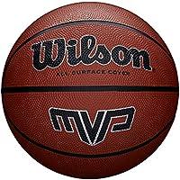 Wilson Unisex Volwassen MVP BSKT Basketbal, Oranje, 7