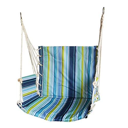 Huishoudelijke Eenvoudige Schommelende Blauw Bed Volwassen Duizend Hangende Beugel Slaapkamer Swing Stoel Luie Hangmat Siesta Stoel