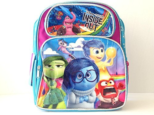 Limited Edition Inside Out Small 12 Toddler Backpack