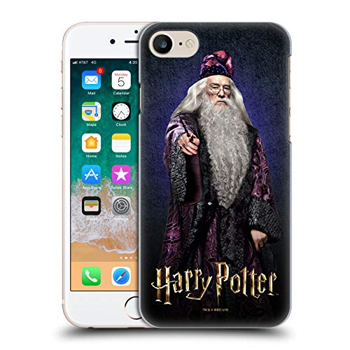 Official Harry Potter Albus Dumbledore Chamber of Secrets IV Hard Back Case Compatible for Apple iPhone 7 / iPhone 8 / iPhone SE 2020