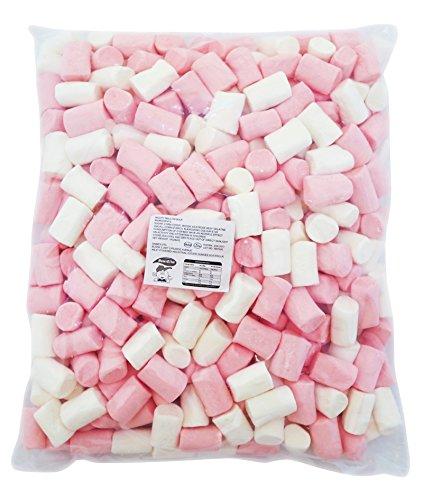 Mighty Mallows 1kg - Marshmallows ohne Schweinegelatine
