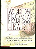 Words from a Fearless Heart: A Collection of Wit, Wisdom, and Whimsy