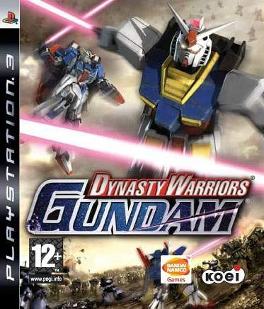 Dynasty Warriors: Gundam (PS3) by Tecmo Koei