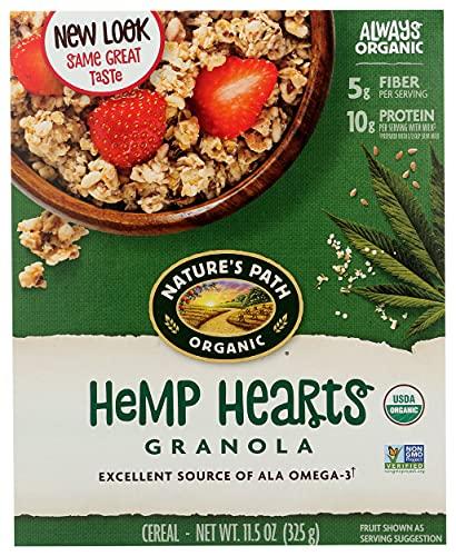 Nature's Path, HempPlus Granola Cereal, 11.5 oz