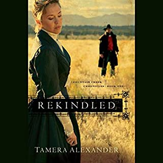 Rekindled                   By:                                                                                                                                 Tamera Alexander                               Narrated by:                                                                                                                                 Barbara McCulloh                      Length: 14 hrs and 36 mins     242 ratings     Overall 4.5