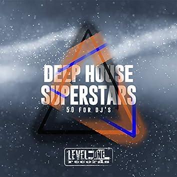 Deep House Superstars (50 For DJ's)
