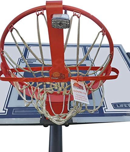 HoopBoot Basketball Goal, Rim, Hoop Lock