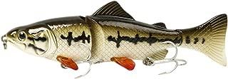 HighlifeS Fishing Bait New 3-Section Boat Fishing Simulation Bait with VMC Strengthening Hook (C)