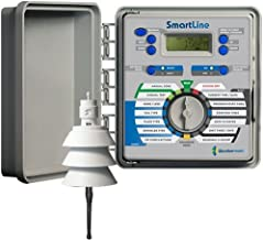 Weathermatic Sl1600 with 4 Zones and Slw1 Wired Weather Station