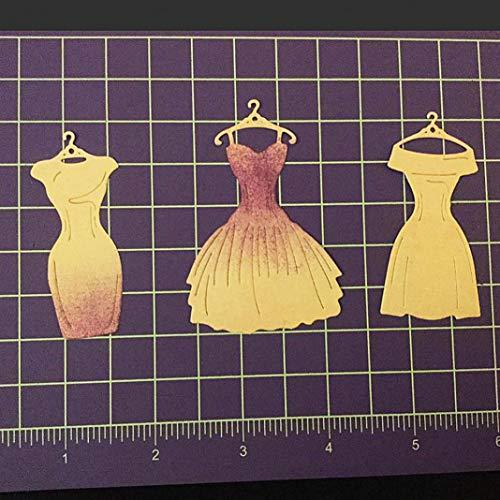 P12cheng troqueles de corte de metal, plantillas de corte de vestido, bricolaje,...