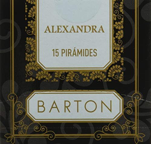 Barton Infusion Alexandra - 15 piramides