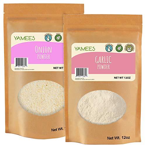 Onion and Garlic Powder