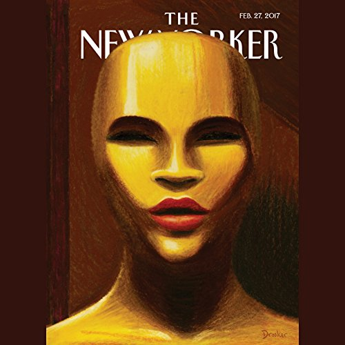 Couverture de The New Yorker, February 27th 2017 (Nicholas Schmidle, Lauren Collins, George Packer)