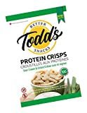 Todd'S Better Snacks Protein Crisps Crema Agria Y Cebolla 33G (Paquete De 40) 1320 g
