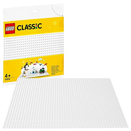 LEGO Classic - Base Blanca (11010)