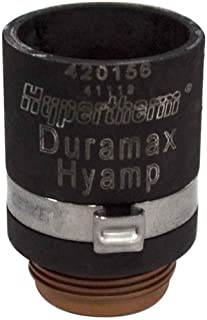 20pcs 220818 Shield cap /& 4pcs 220953 Retaining Cap Fits Hypertherm Powermax 45XP 65 85 105