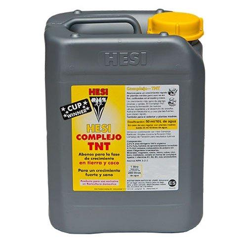 Abono/Fertilizante Complejo de Crecimiento en Tierra EC HESI TNT (5L)