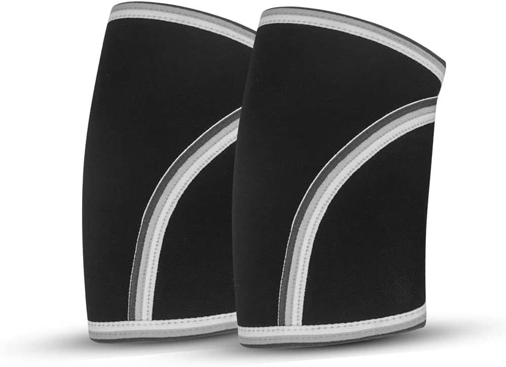 Seattle Mall Portable Elbow Very popular Braces 1Pair Pads Supports Com Reusable Arm