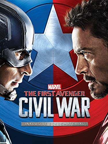 The First Avenger: Civil War (inkl. Bonusmaterial) [dt./OV]