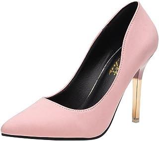 673e211f Liquidación! Tacones de mujer Covermason Zapatos de tacón fino de moda  Zapatos de tacón bajo