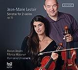 Leclair: Sonaten für 2 Violinen Op.12